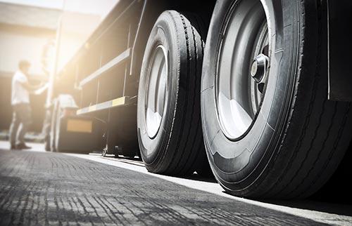 [安全] 車両タイヤ部門