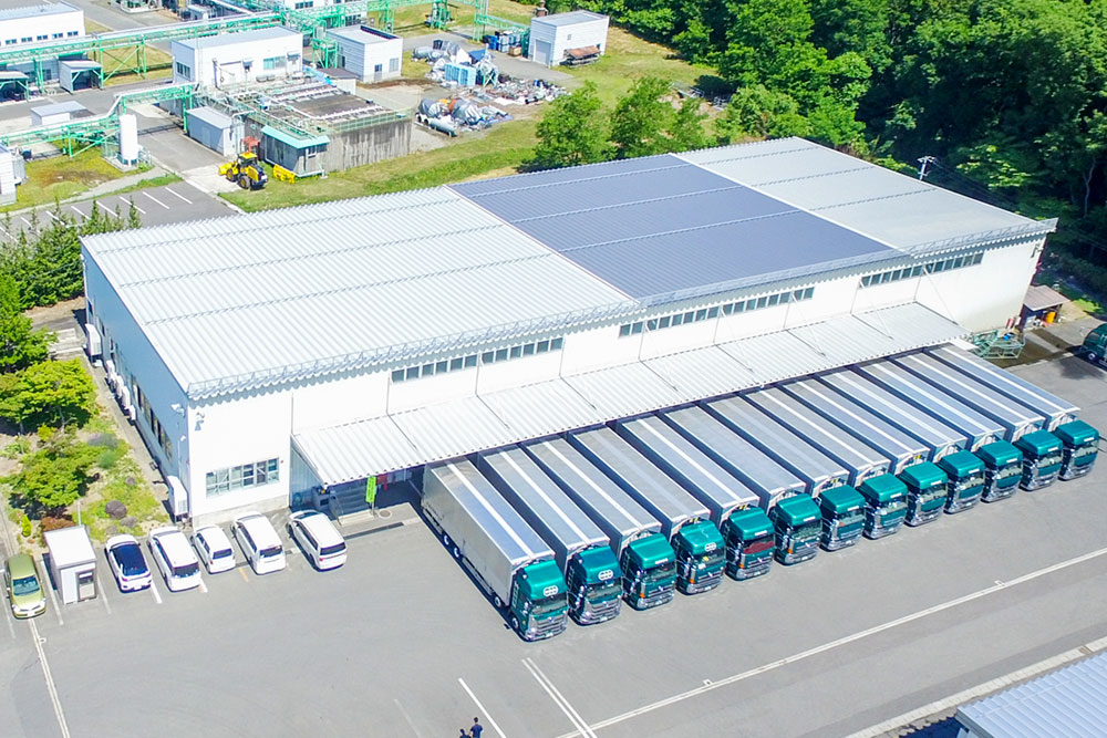 村正運輸株式会社八幡原第2倉庫