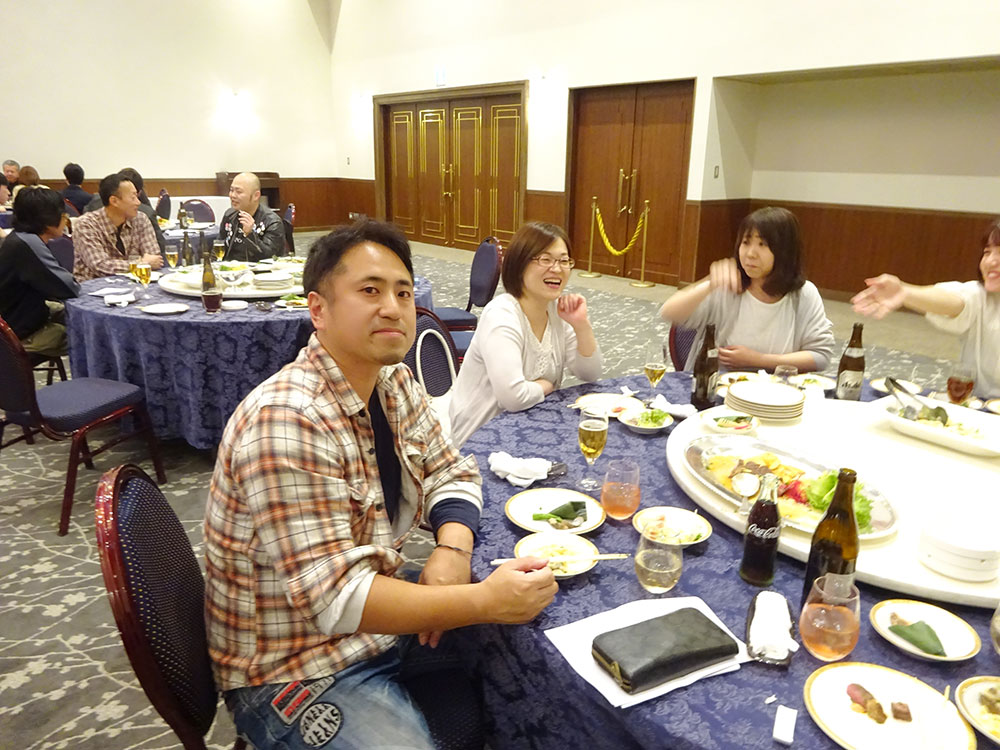 村正運輸株式会社交友会総会