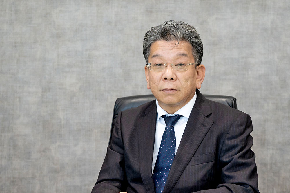 村正運輸株式会社 代表取締役 村山正博